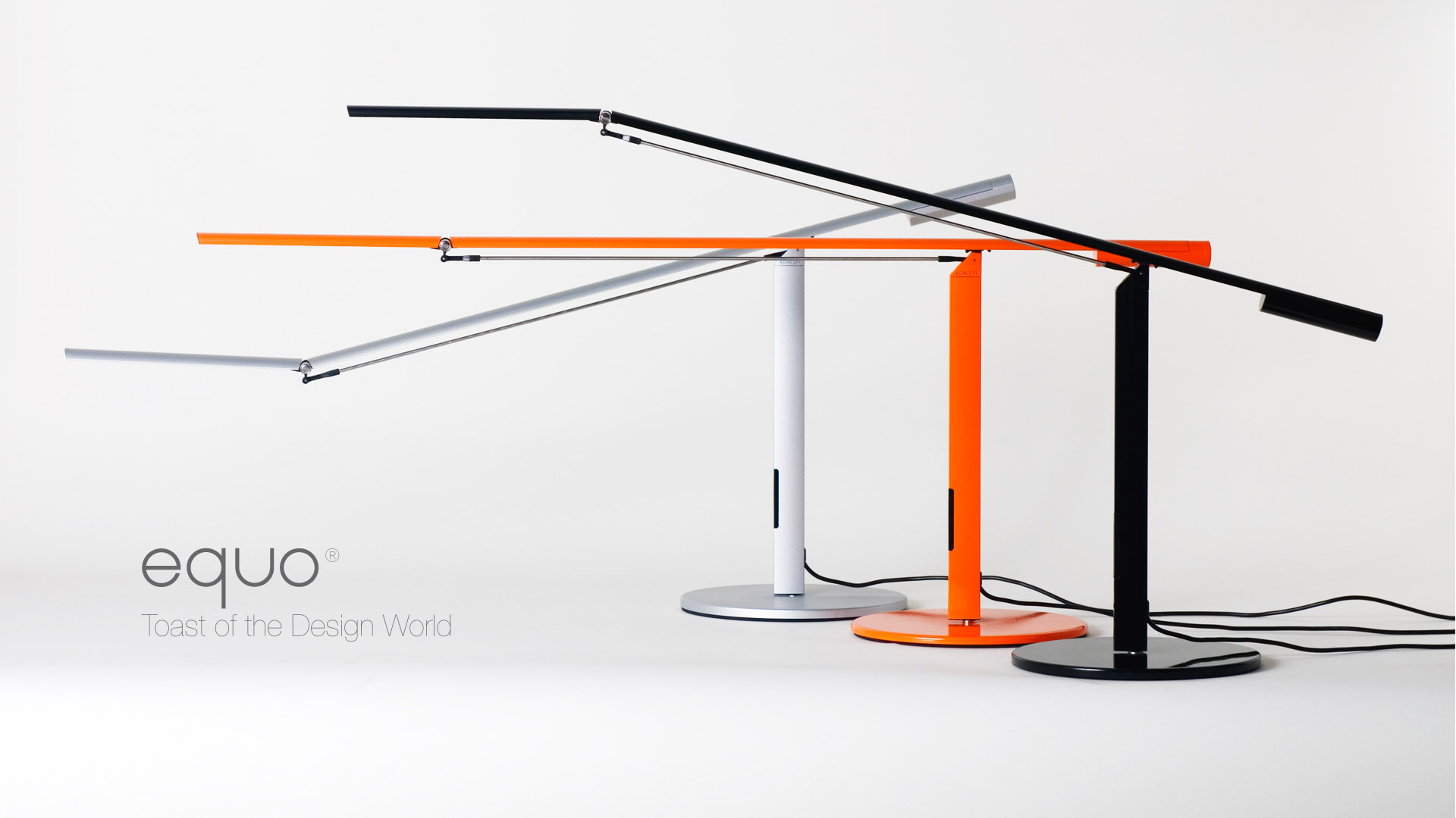 LED Desk Lamps Floor Lamps Undercabinet Lights and More by Koncept – Koncept Desk Lamp